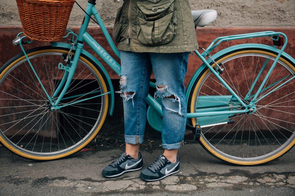 Neem de fiets